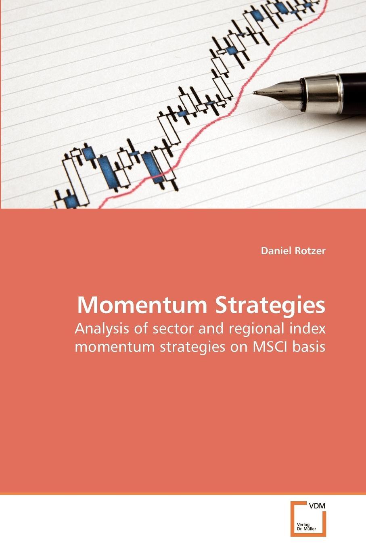 цены на Daniel Rotzer Momentum Strategies  в интернет-магазинах