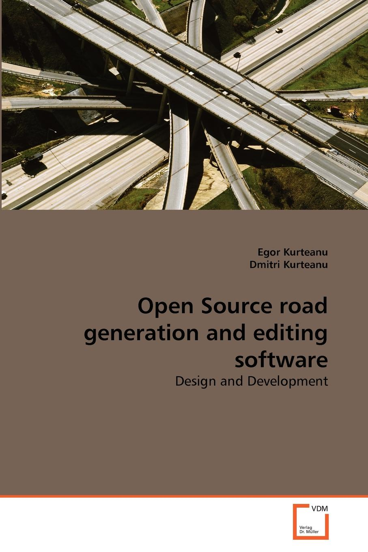 Kurteanu Egor, Kurteanu Dmitri Open Source road generation and editing software towards improved compositions application of peer editing