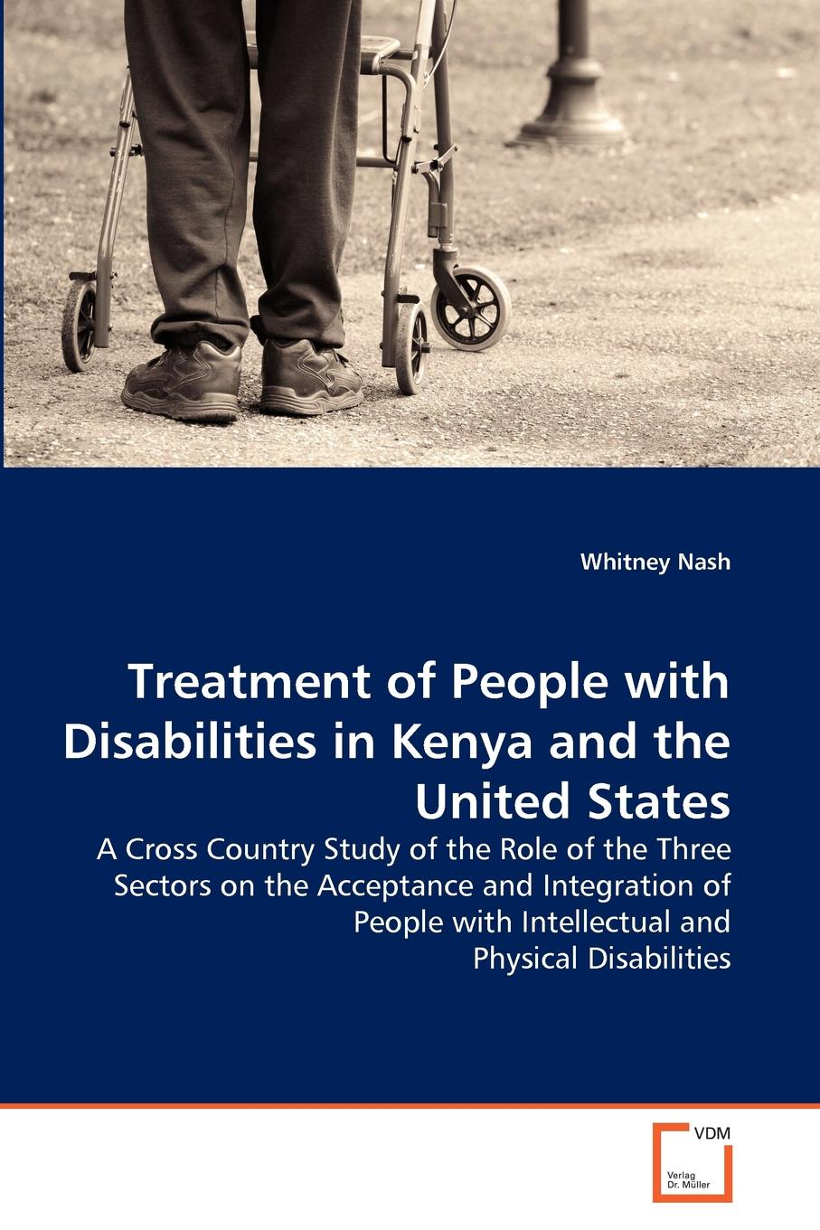 Whitney Nash Treatment of People with Disabilities in Kenya and the United States david manoa wildlife projects implementation in kenya key determinant factors