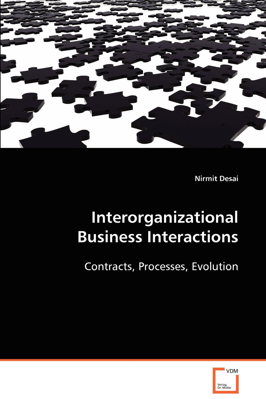 Nirmit Desai Interorganizational Business Interactions modeling energy–economy interactions