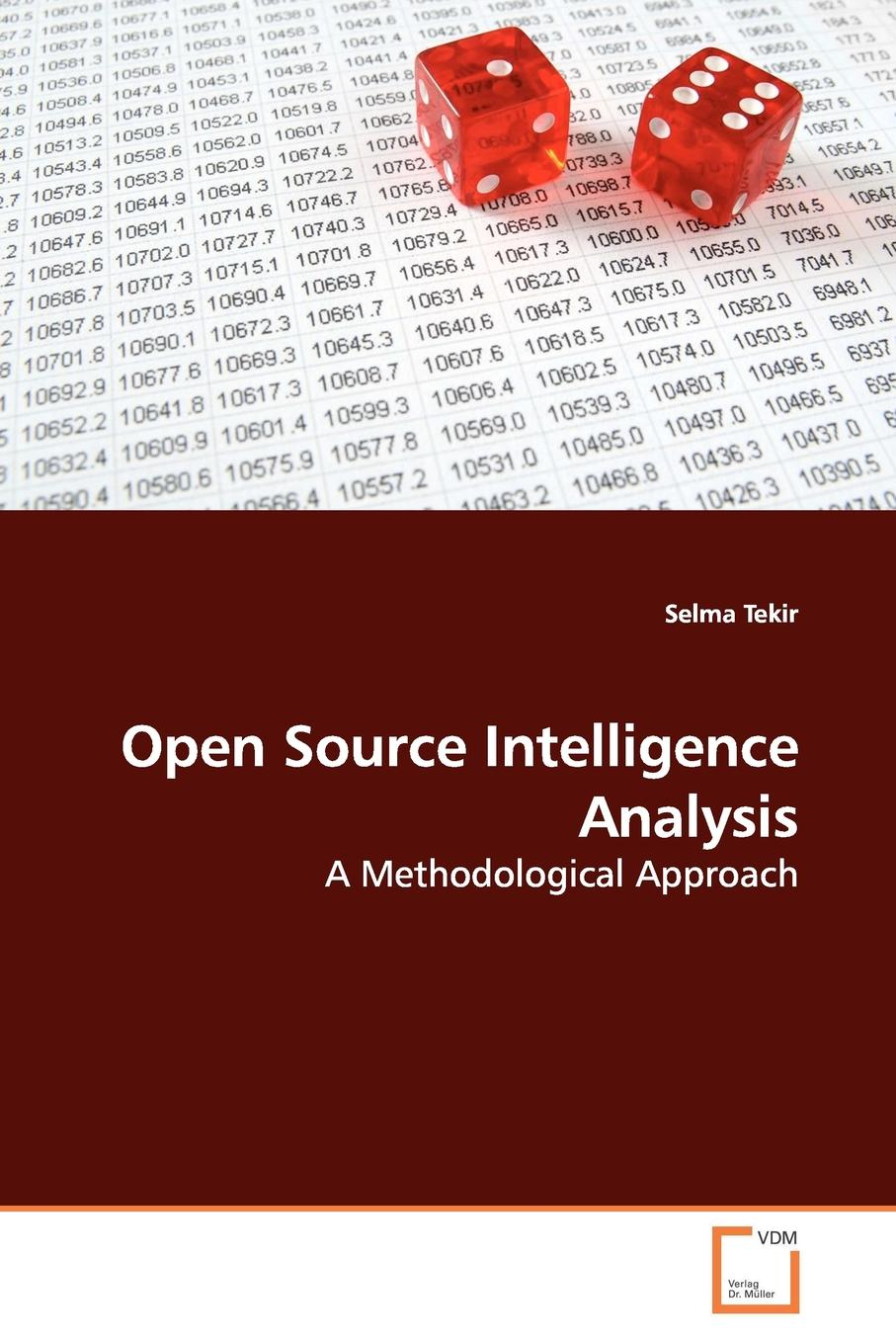 Selma Tekir Open Source Intelligence Analysis jan sandred managing open source projects a wiley tech brief