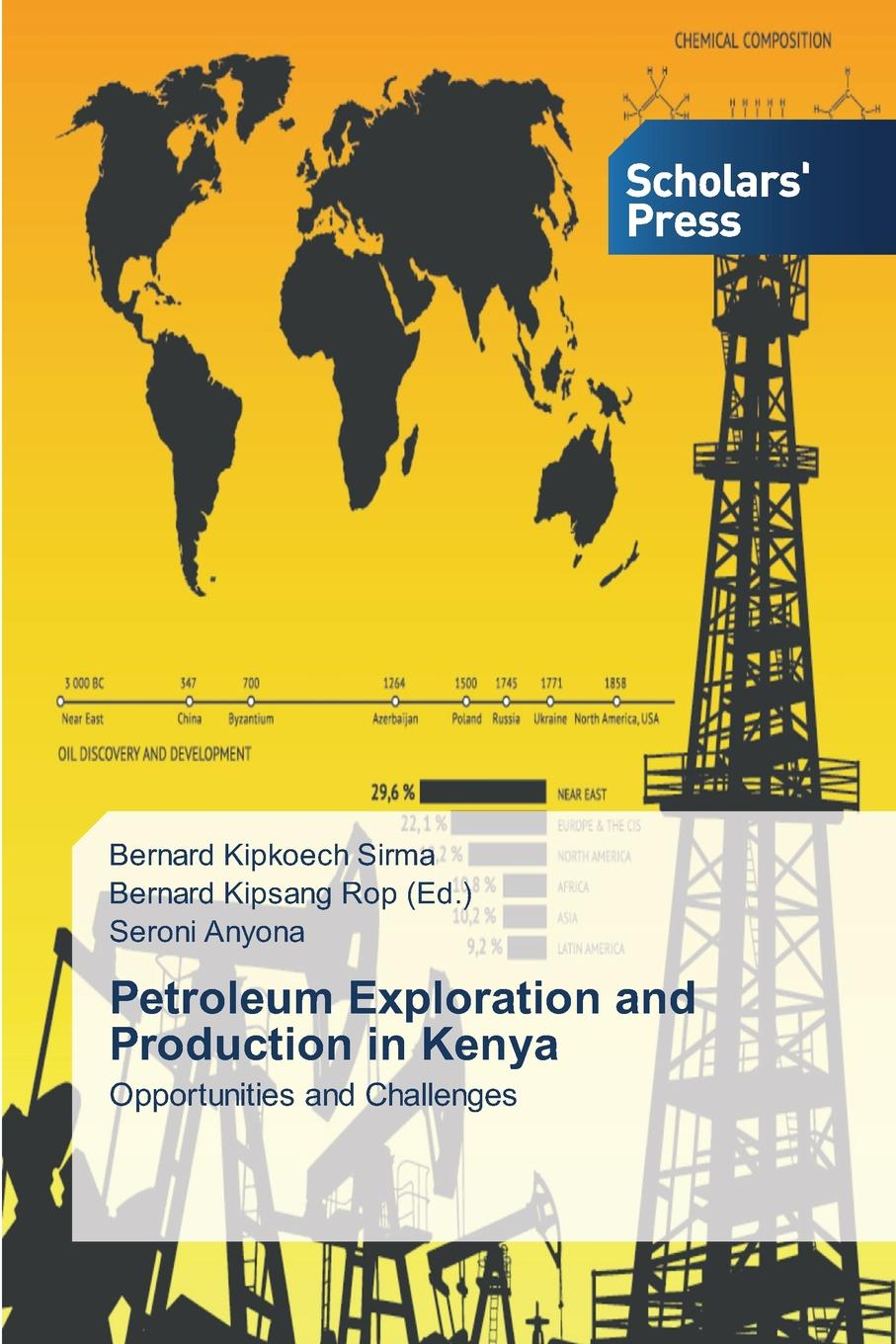 Sirma Bernard Kipkoech, Anyona Seroni Petroleum Exploration and Production in Kenya цены