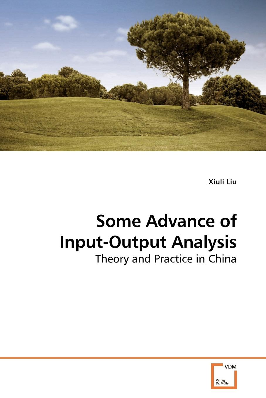 купить Xiuli Liu Some Advance of Input-Output Analysis по цене 9339 рублей