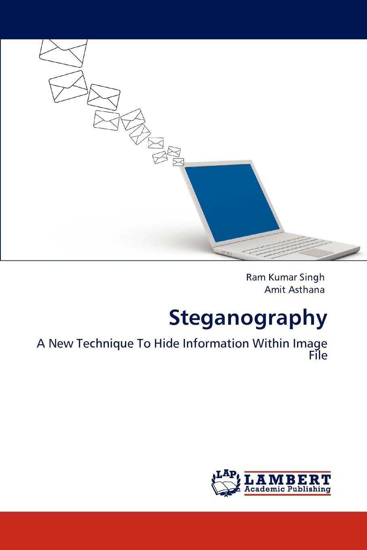 Ram Kumar Singh, Amit Asthana Steganography недорго, оригинальная цена