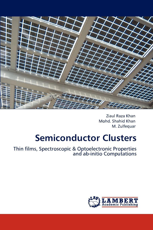 купить Ziaul Raza Khan, Mohd. Shahid Khan, M. Zulfequar Semiconductor Clusters онлайн