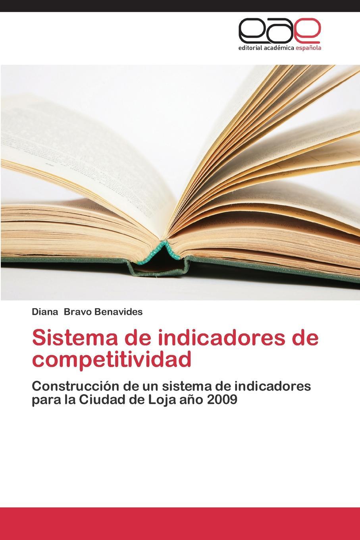 Bravo Benavides Diana Sistema de indicadores de competitividad цена