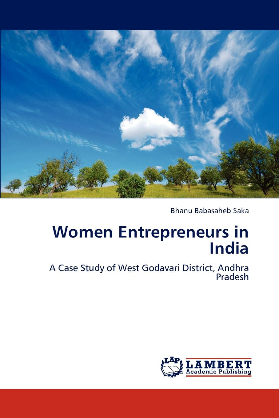 Bhanu Babasaheb Saka Women Entrepreneurs in India недорго, оригинальная цена