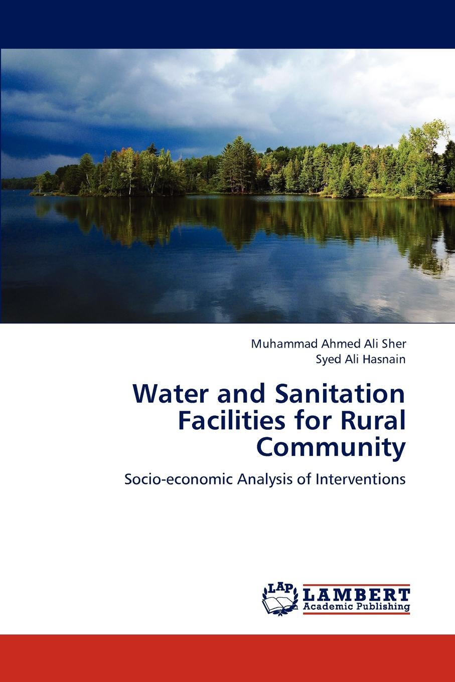 Sher Muhammad Ahmed Ali, Hasnain Syed Ali Water and Sanitation Facilities for Rural Community impact of interventions on brackish water ecosystem and livelihoods