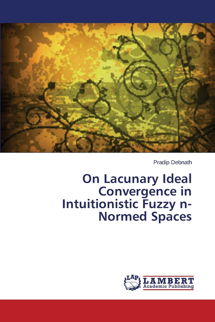 Debnath Pradip On Lacunary Ideal Convergence in Intuitionistic Fuzzy N-Normed Spaces блесна balzer colonel fuzzy