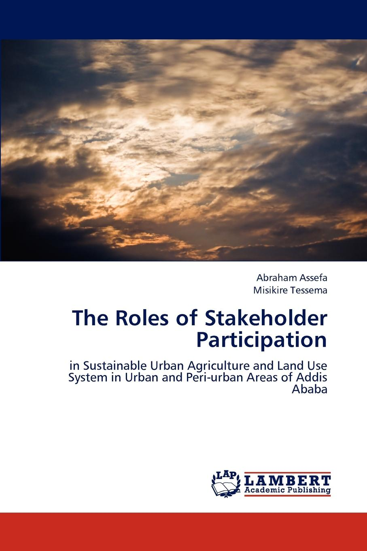 Assefa Abraham, Tessema Misikire The Roles of Stakeholder Participation vivienne katjiuongua towards stakeholder participation in the initiation of wto disputes