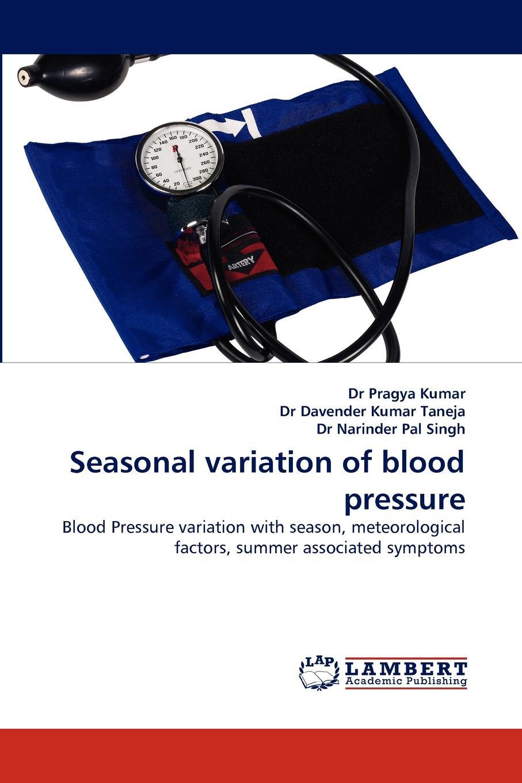 Dr Pragya Kumar, Dr Davender Kumar Taneja, Narinder Pal Singh Seasonal Variation of Blood Pressure blood pressure regulating portable soft laser watch
