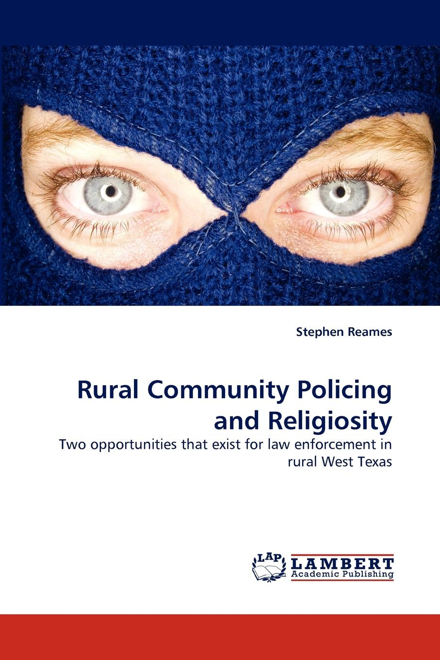 Stephen Reames Rural Community Policing and Religiosity mariam bachich community based rural heritage management in syria