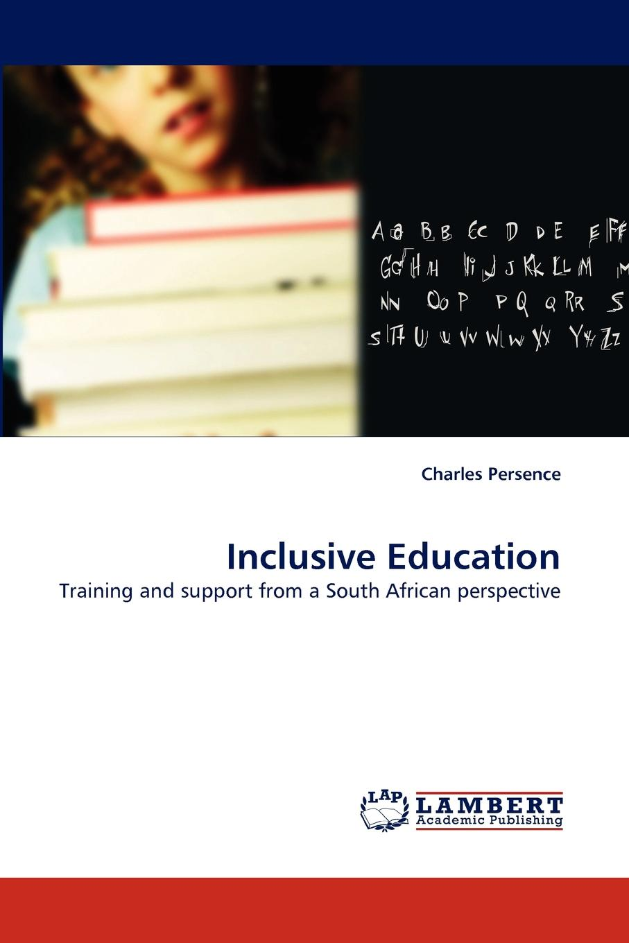 Charles Persence Inclusive Education special needs education training and inclusive classroom