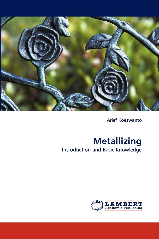 Arief Koeswanto Metallizing a novel iron based bulk metallic glass
