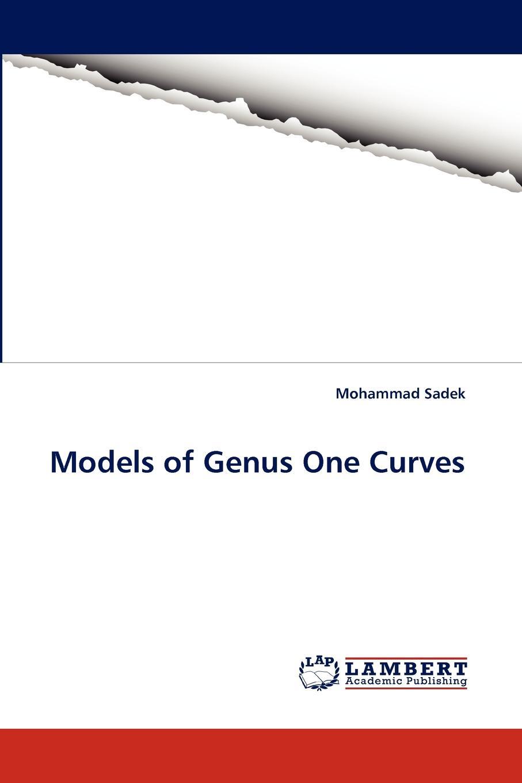 Mohammad Sadek Models of Genus One Curves genus vulpes in egypt