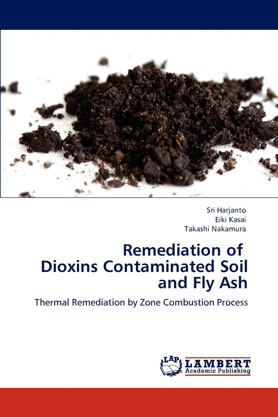 Фото - Sri Harjanto, Eiki Kasai, Takashi Nakamura Remediation of Dioxins Contaminated Soil and Fly Ash agent based snort in distributed environment