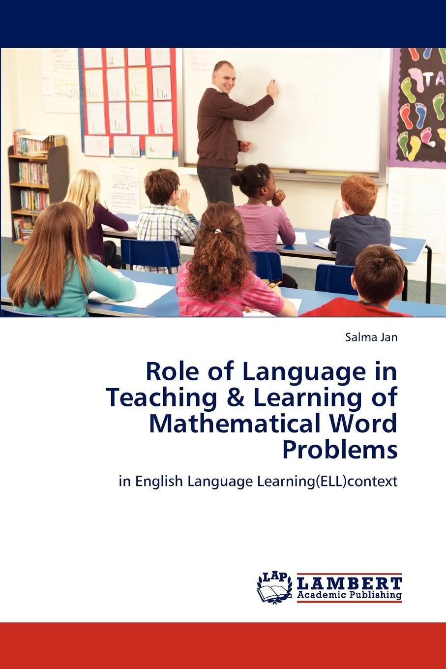 Jan Salma Role of Language in Teaching . Learning of Mathematical Word Problems scarino angela intercultural language teaching and learning