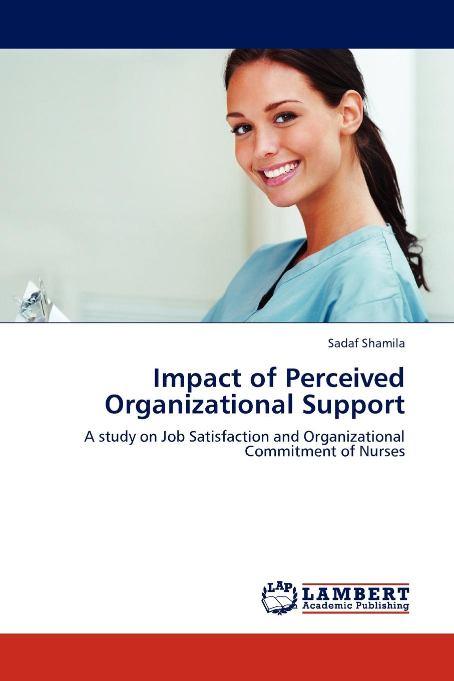 Sadaf Shamila Impact of Perceived Organizational Support occupational stress and job satisfaction in a public enterprise