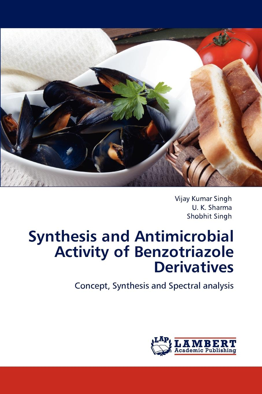 Vijay Kumar Singh, U. K. Sharma, Shobhit Singh Synthesis and Antimicrobial Activity of Benzotriazole Derivatives все цены