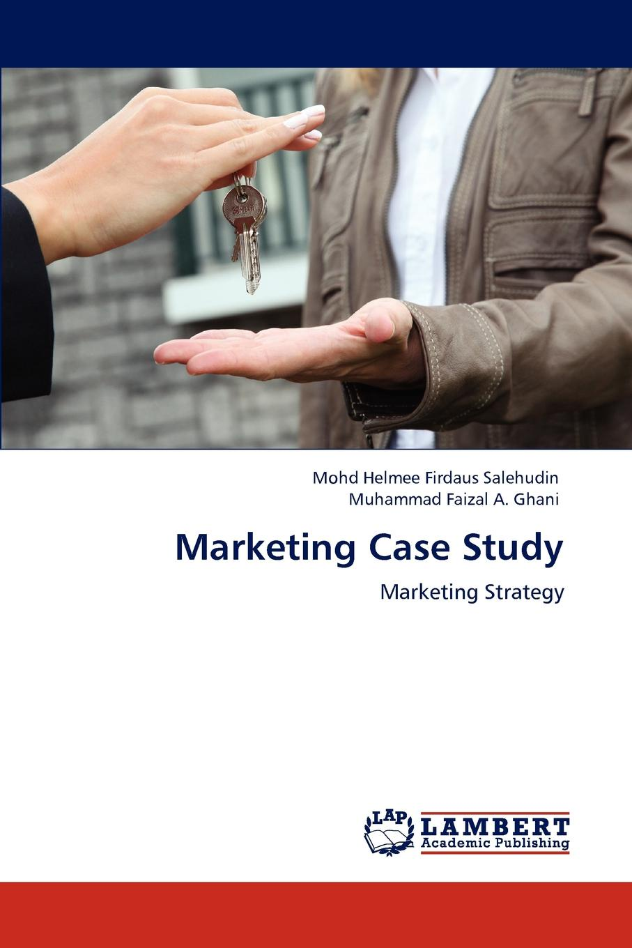 Marketing Case Study This book focuses the influence of marketing strategy on personal...