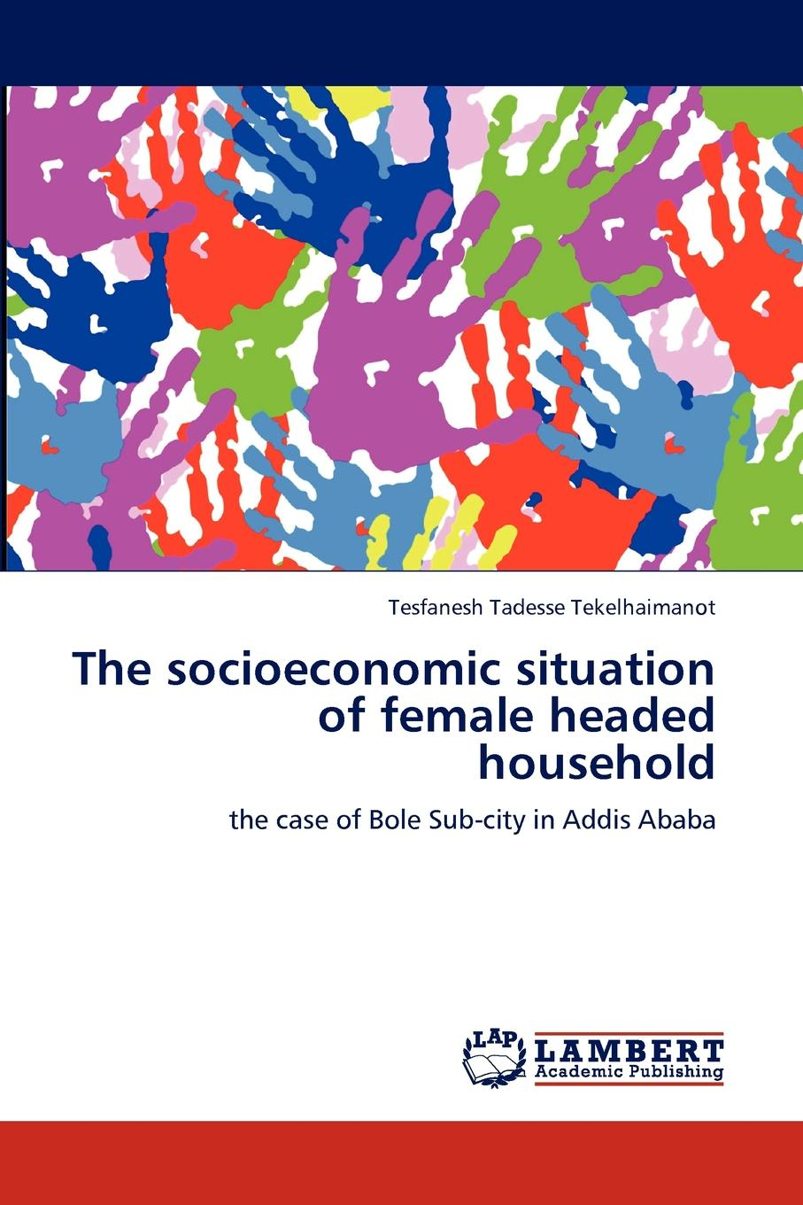 Tesfanesh Tadesse Tekelhaimanot The Socioeconomic Situation of Female Headed Household недорго, оригинальная цена