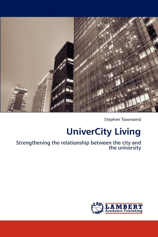 Stephen Townsend UniverCity Living living mexico city