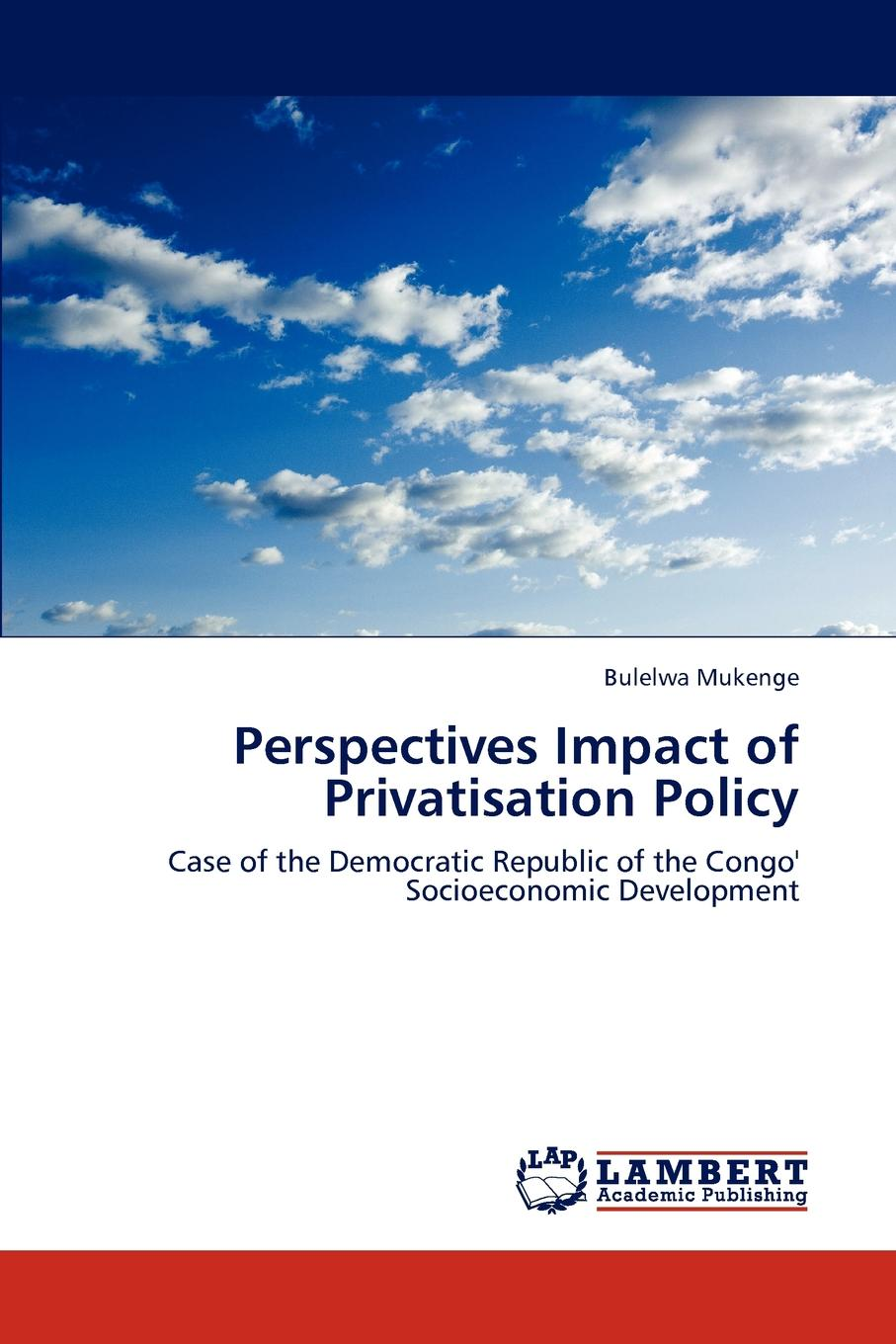 Bulelwa Mukenge Perspectives Impact of Privatisation Policy