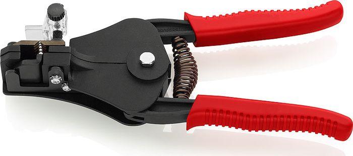 Стриппер Knipex, KN-1221180, красный