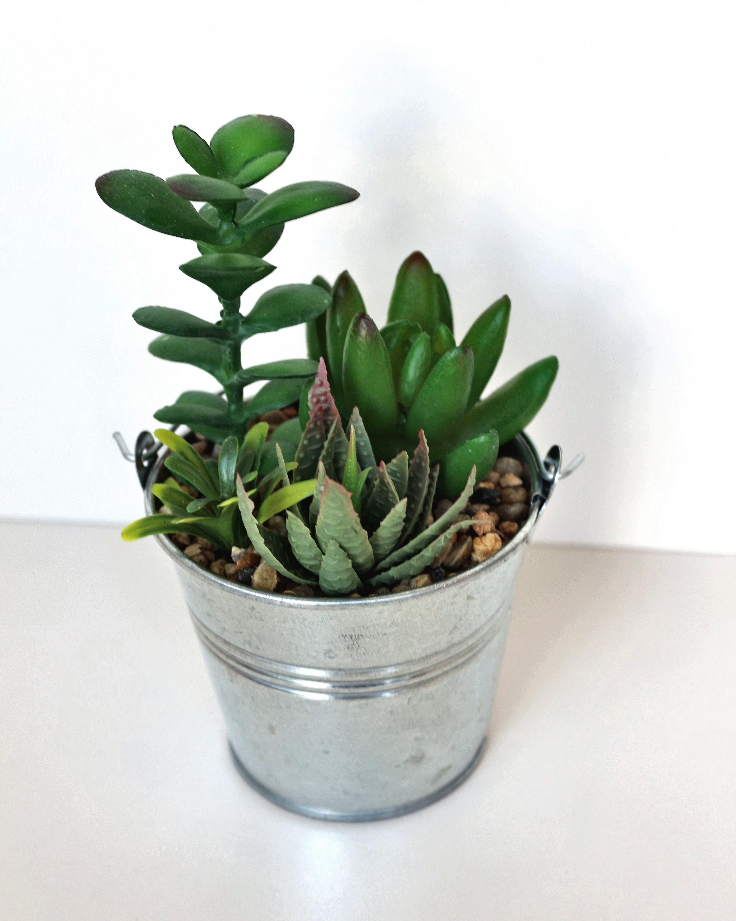 Искусственные цветы 403138, зеленый