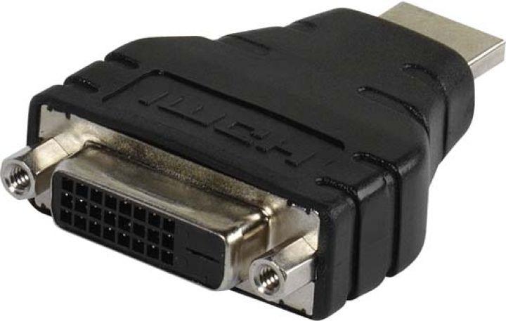 Адаптер Vivanco CA M 3, HDMI/DVI-D, черный все цены