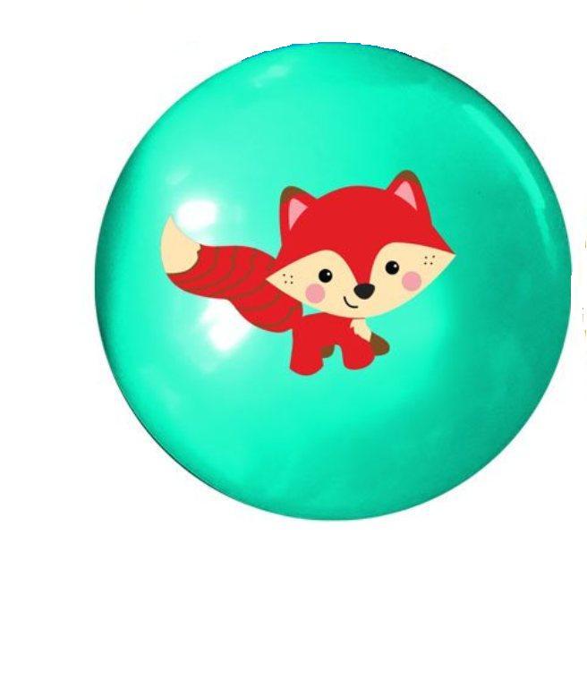 Мяч детский Играем вместе AD-9(FOX)
