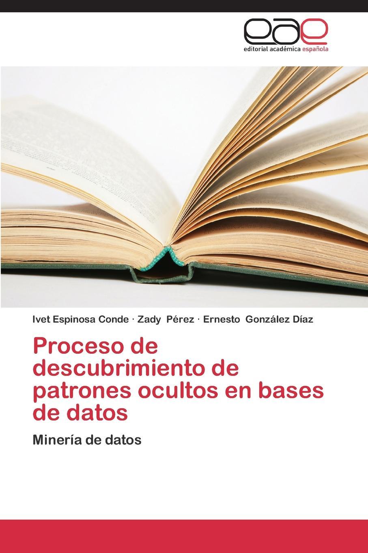 Proceso de Descubrimiento de Patrones Ocultos En Bases de Datos