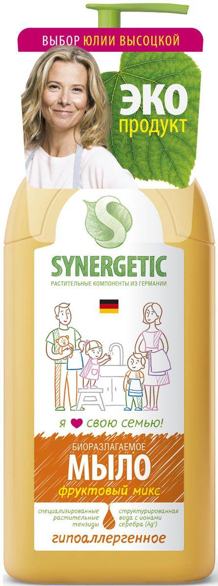 Жидкое мыло Synergetic Фруктовый микс
