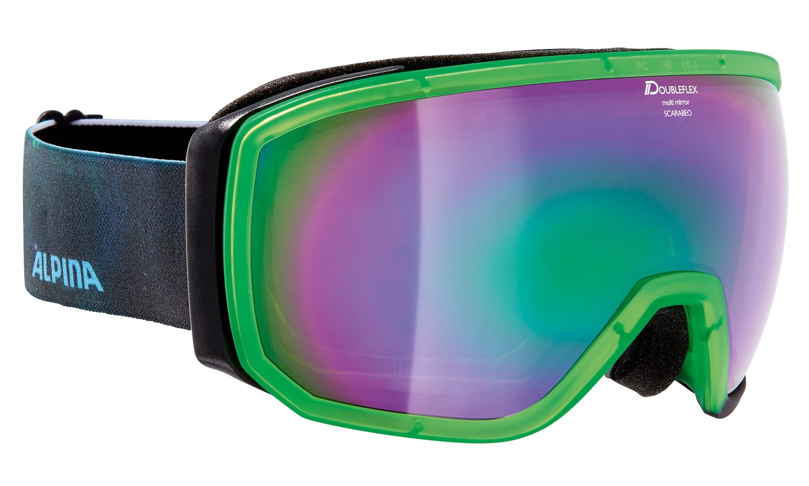 Сноуборд ALPINA ALPINA-A7256871, черный велогибрид kupper unicorn зелено черный