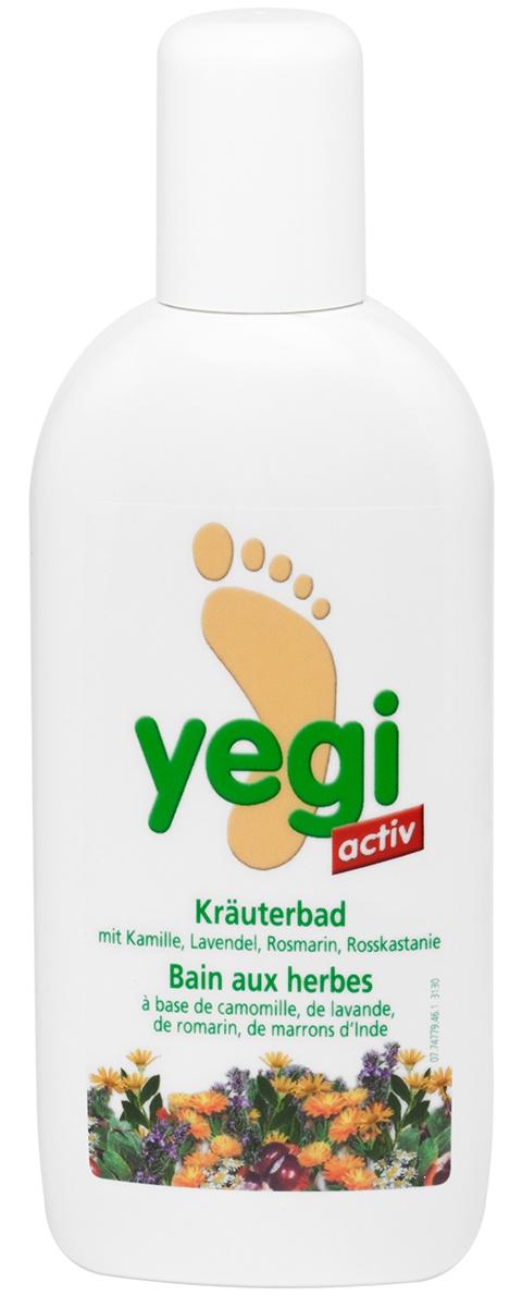 """Средство для ножных ванн Dr.Wild Dr. Wild Травяной концентрат для ножных ванн """"АКТИВ ЙЕГИ"""", 200 мл"""