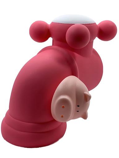 Накладка на кран Город Игр Хрюша, серия Anna De Wailly розовый кран для ванной цена