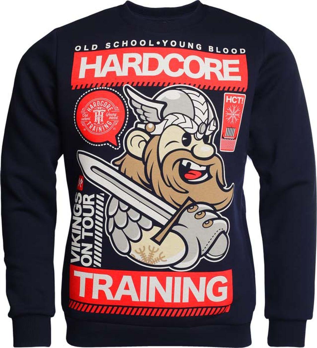 Свитшот Hardcore Training