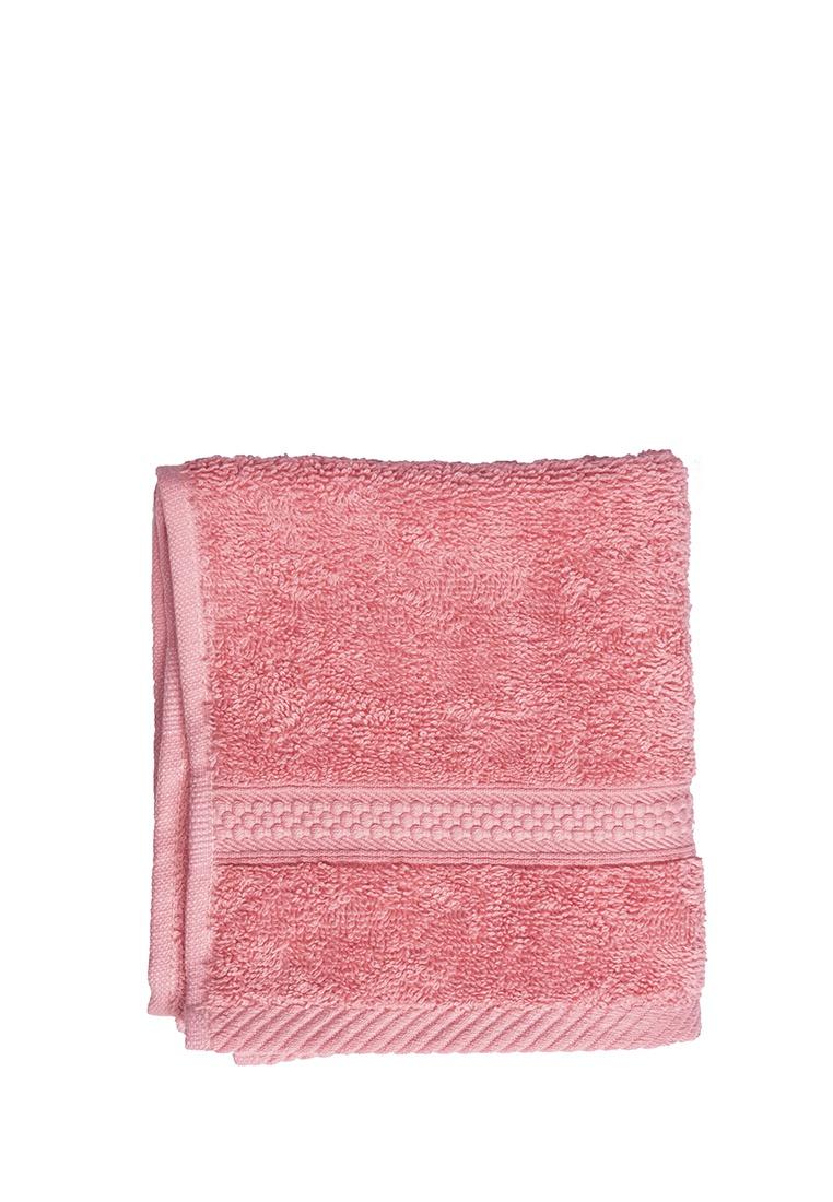 Полотенце для лица, рук или ног Arya home collection Miranda Soft, коралловый полотенце для рук из жаккардовой махровой ткани lima