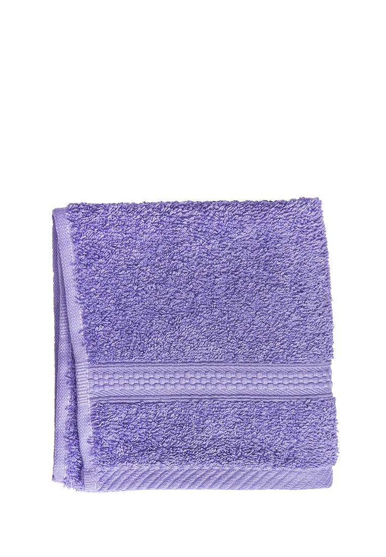 Полотенце для лица, рук или ног Arya home collection Miranda Soft, сиреневый полотенце для рук из жаккардовой махровой ткани lima