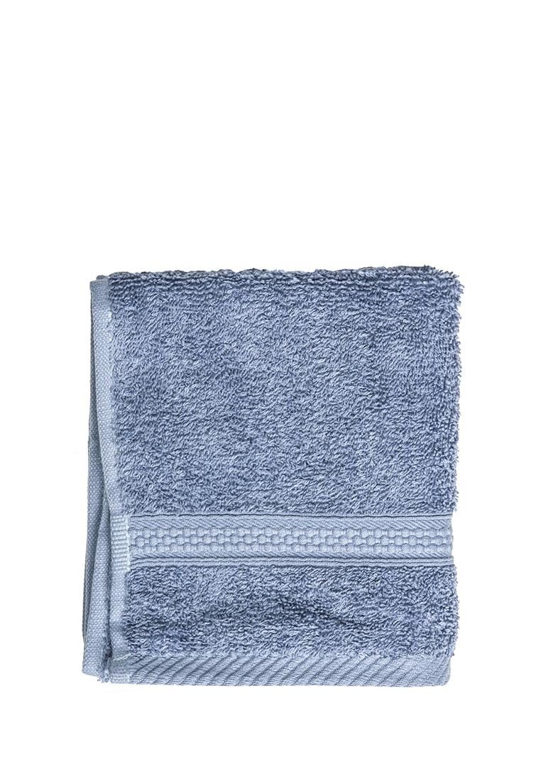 Полотенце для лица, рук или ног Arya home collection Miranda Soft, голубой полотенце для рук из жаккардовой махровой ткани lima