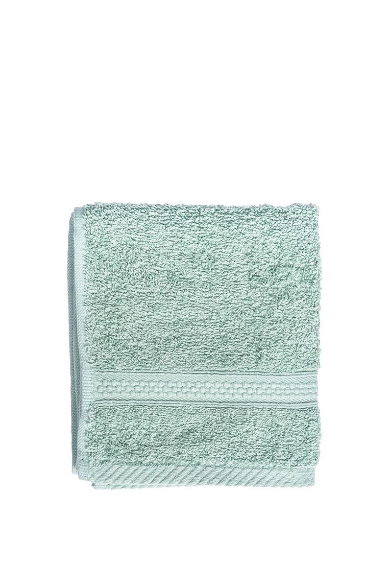 Полотенце для лица, рук или ног Arya home collection Miranda Soft, светло-зеленый полотенце для рук из жаккардовой махровой ткани lima
