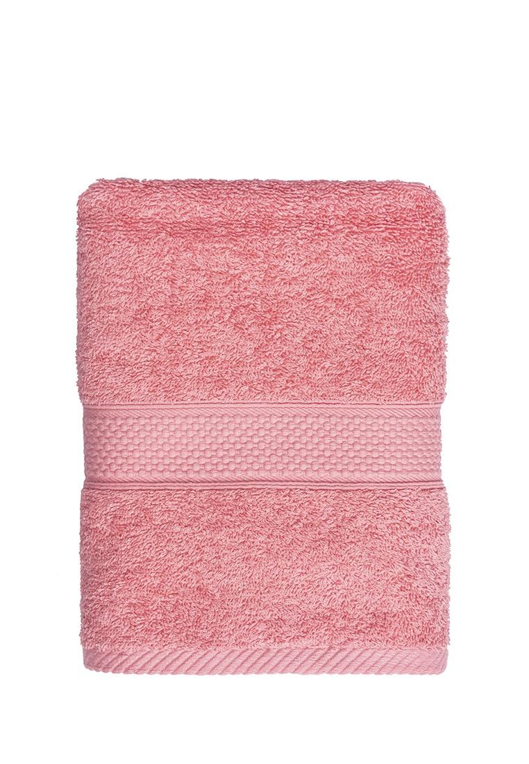 Полотенце банное Arya home collection Miranda Soft, коралловый