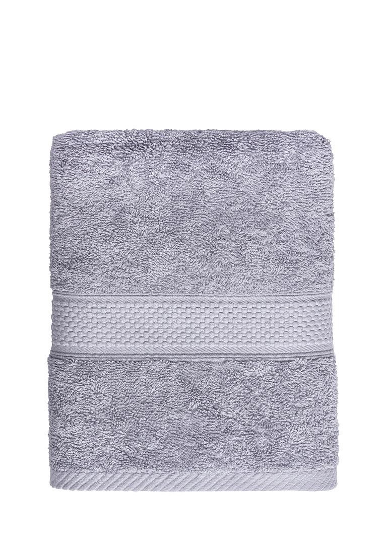 Полотенце банное Arya home collection Miranda Soft, серый