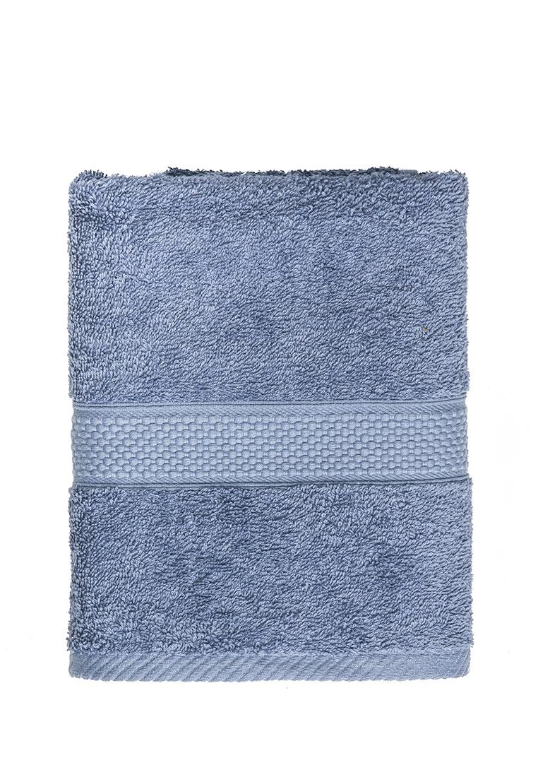 Полотенце банное Arya home collection Miranda Soft, голубой