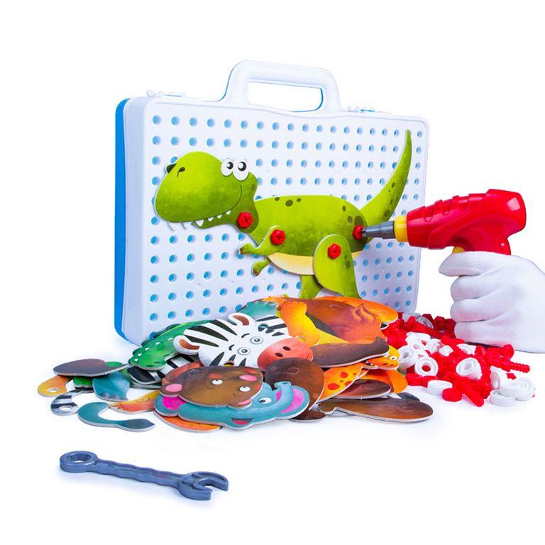 Мозаика BeeZee Toys Конструктор