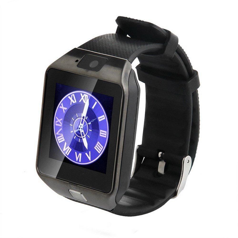 Умные часы Migliores Z400108, черный детские умные часы smart baby watch i8 тёмно синий