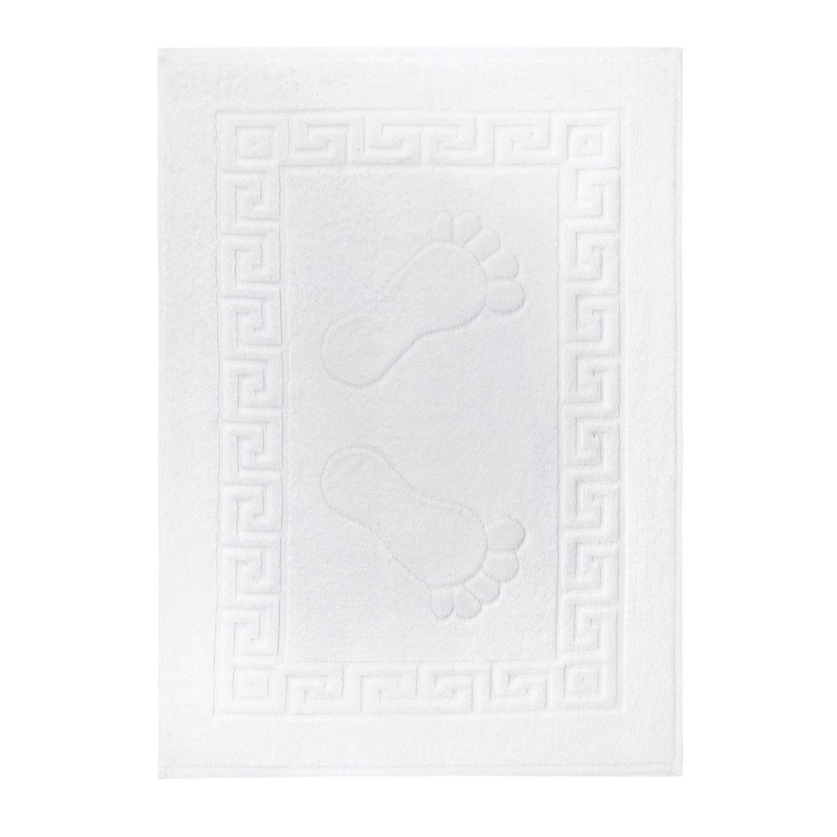 Коврик для ванной Arya home collection Otel, белый