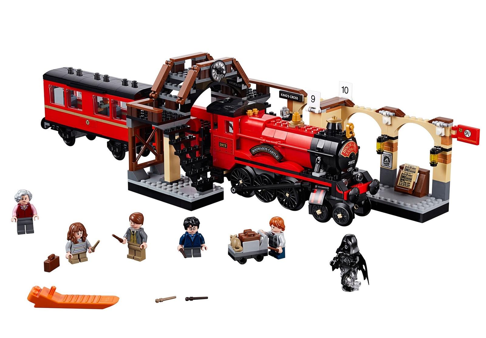 Пластиковый конструктор LEGO 75955