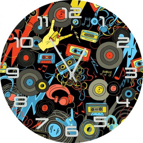 Настенные часы Kitch Art 3501759 настенные часы art time ntr 3812