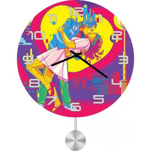 Настенные часы Kitch Art 3011761 часы настенные любовь 95838